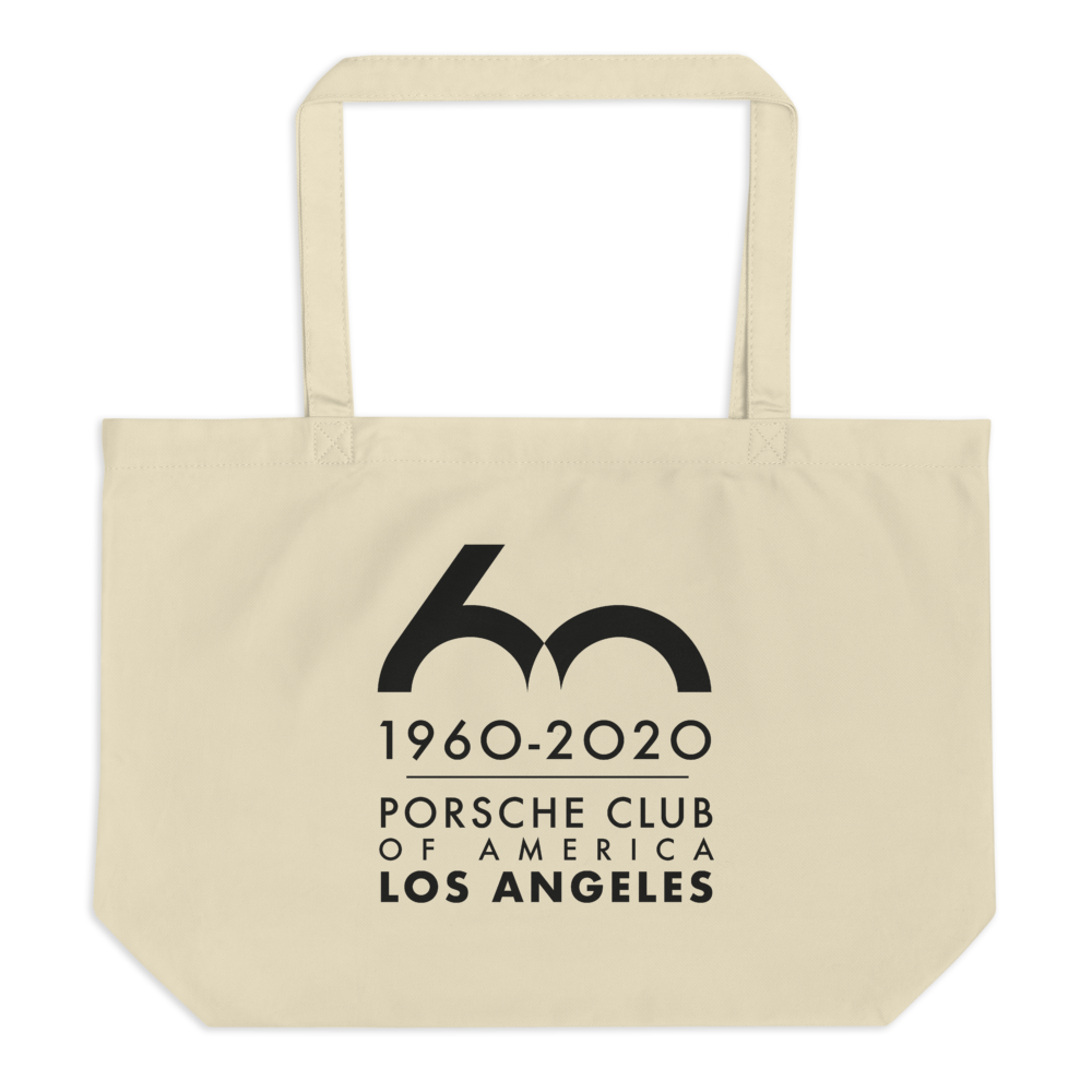 60th Anniversary Edition Large Tote Bag