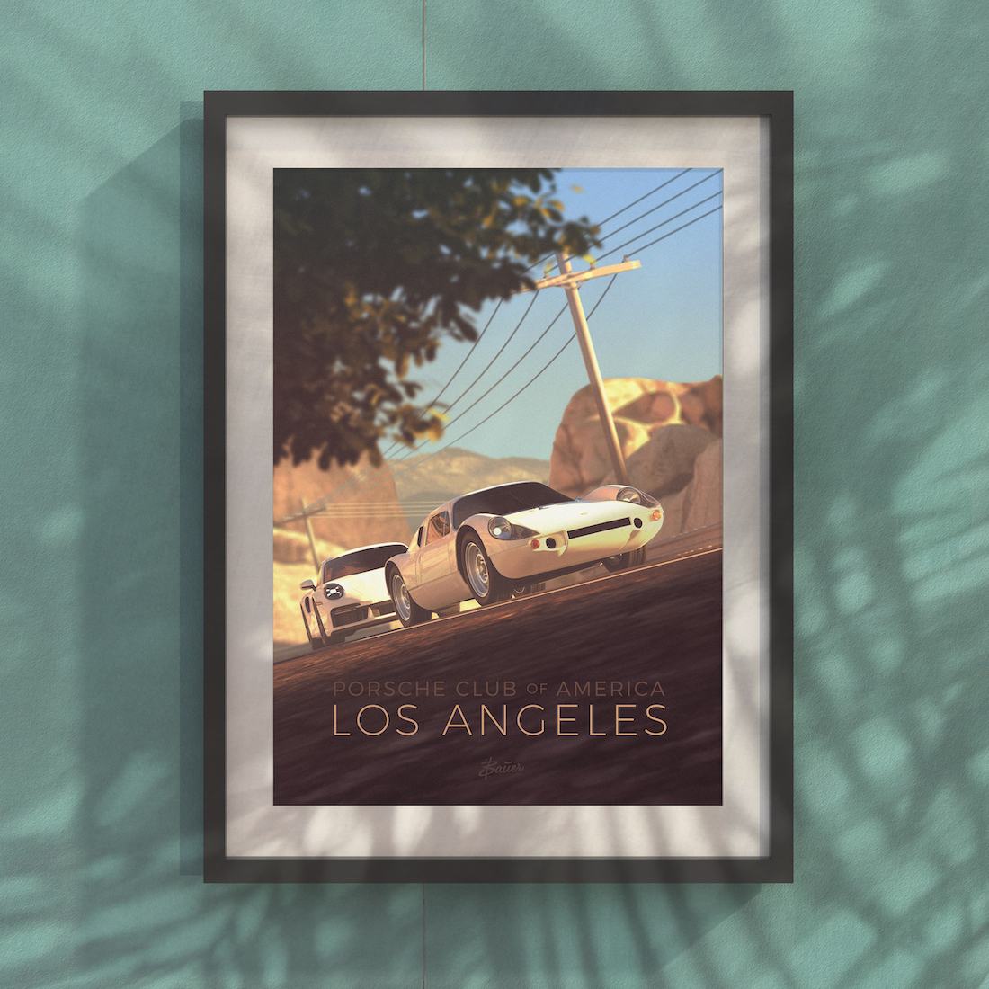 PCALA Canyon Poster - Limited Edition