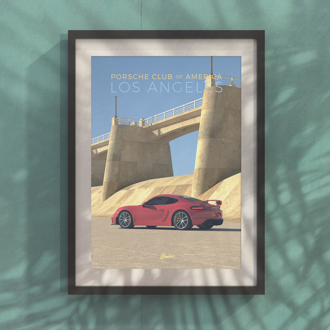 PCALA Sepulveda Poster - Limited Edition