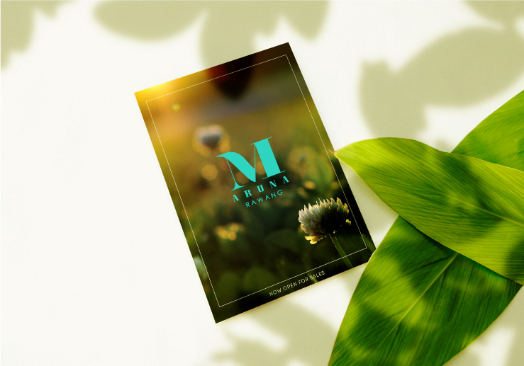 TenCaveMen Portfolio M-Aruna Branding & Campaign
