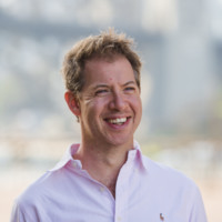Photograph of Upstreet's Advisor, Anthony Millet