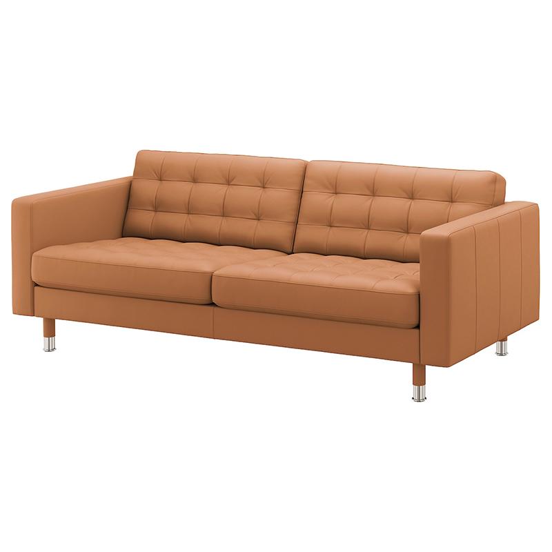 IKEA Brown Sofa