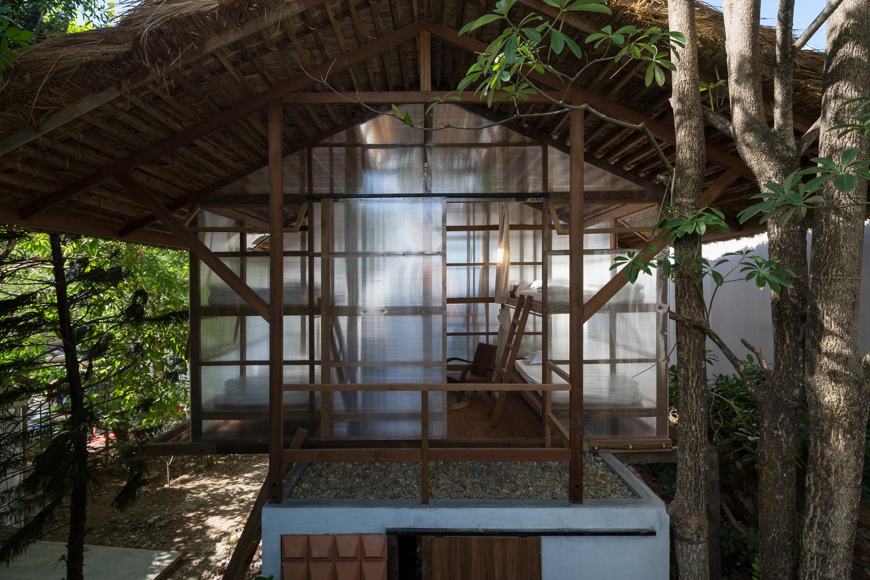 Sahi W&D House by SILAA