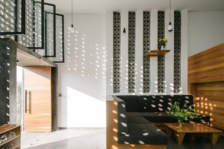 Tropical Box House by Khuôn Studio