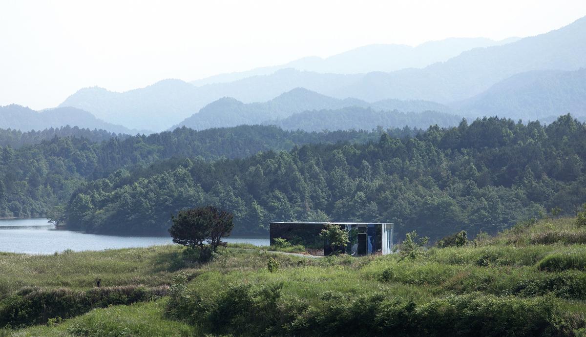Simply Breathtaking Minimal Impact Cabin