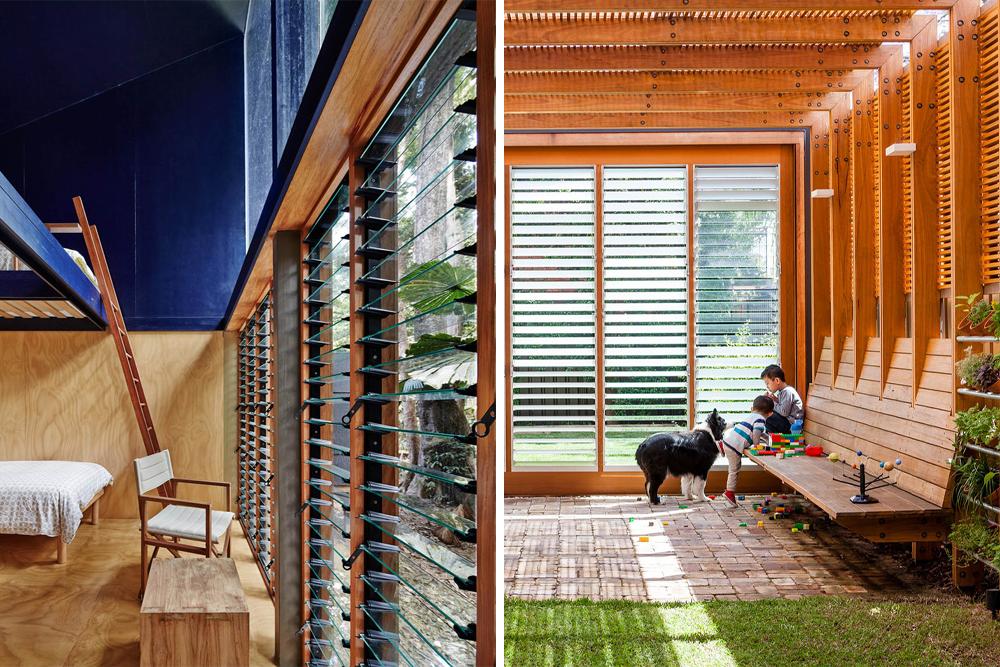 Material Talk | หน้าต่างบานเกล็ดที่ให้ได้มากกว่า