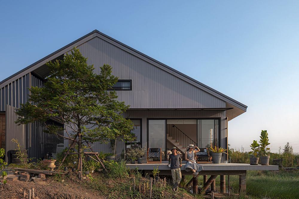 Sustainable Thai Farmhouse