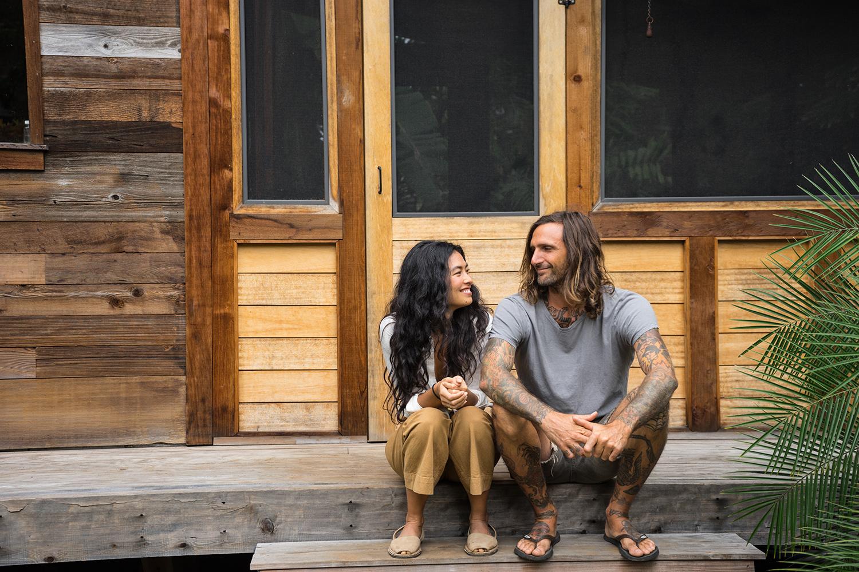 Lovely Hawaiian Couple