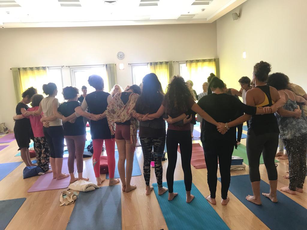 קורס מורות להוראת יוגה נשית, 2020-2021