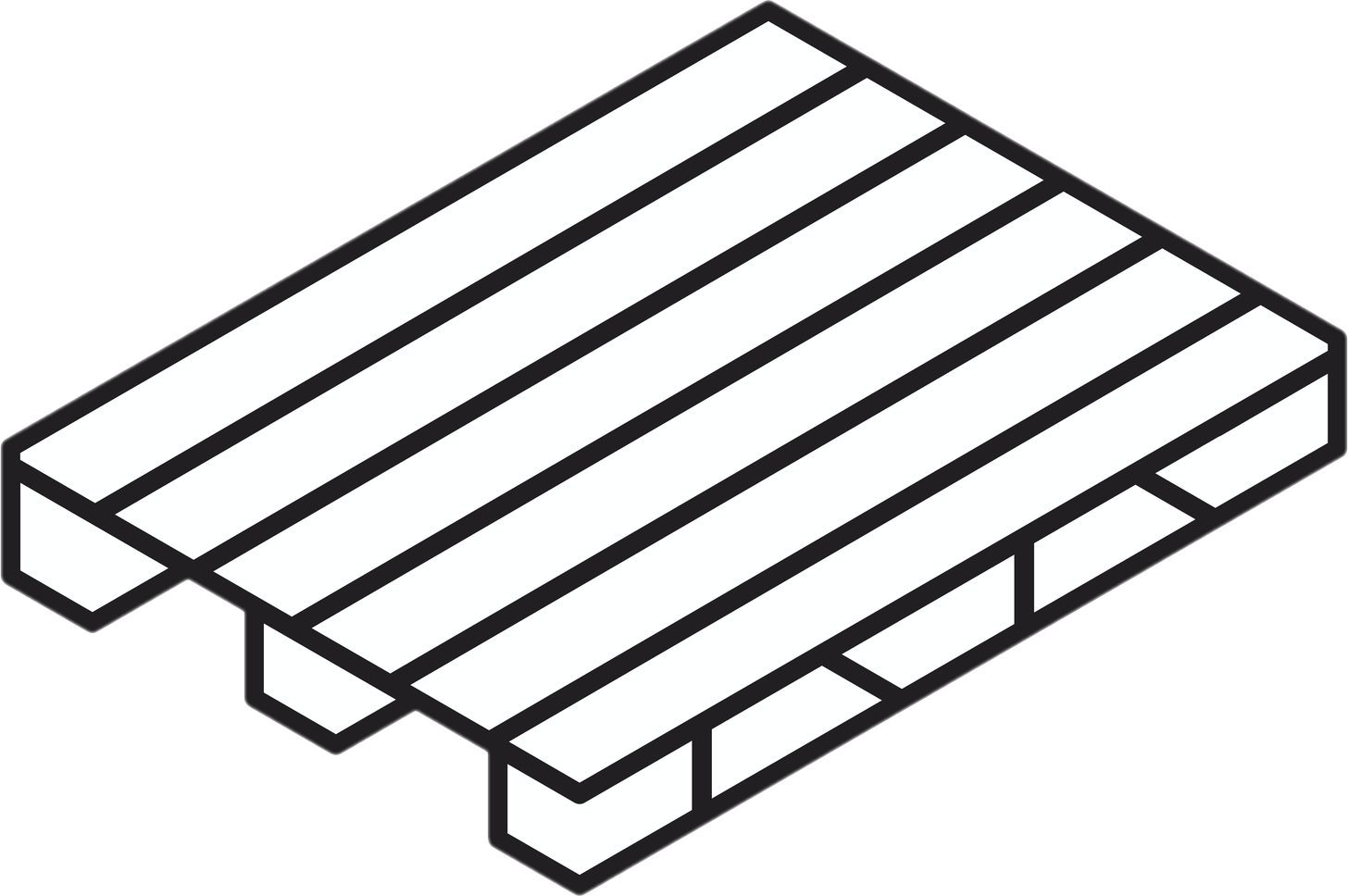 RMA Pallets for server shipping