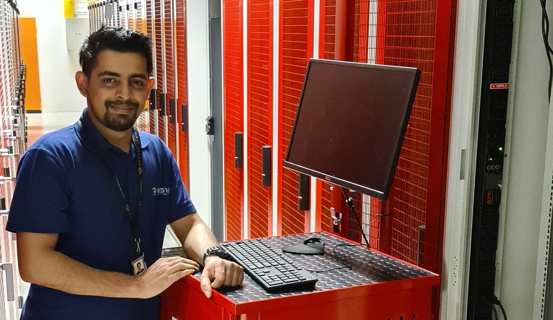 Wazeem, Senior Engineer - Melbourne