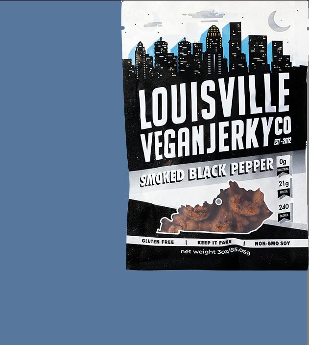 Buffalo Dill Vegan Jerky