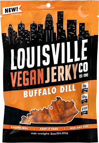 Buffalo Dill Jerky Bag