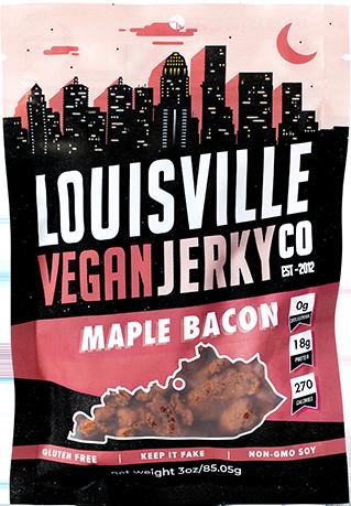 Maple Bacon Jerky Bag'