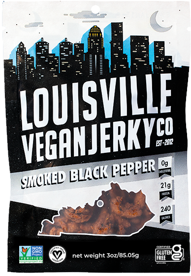 Smoked Black Pepper Jerky