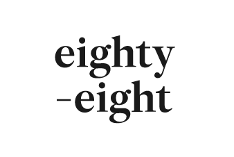 Eighty-Eight logo.