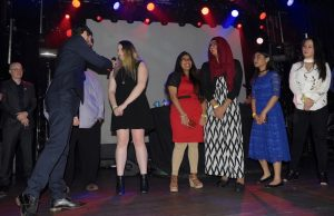 Together presents YWCA Toronto's Girls' Centre with $10,000