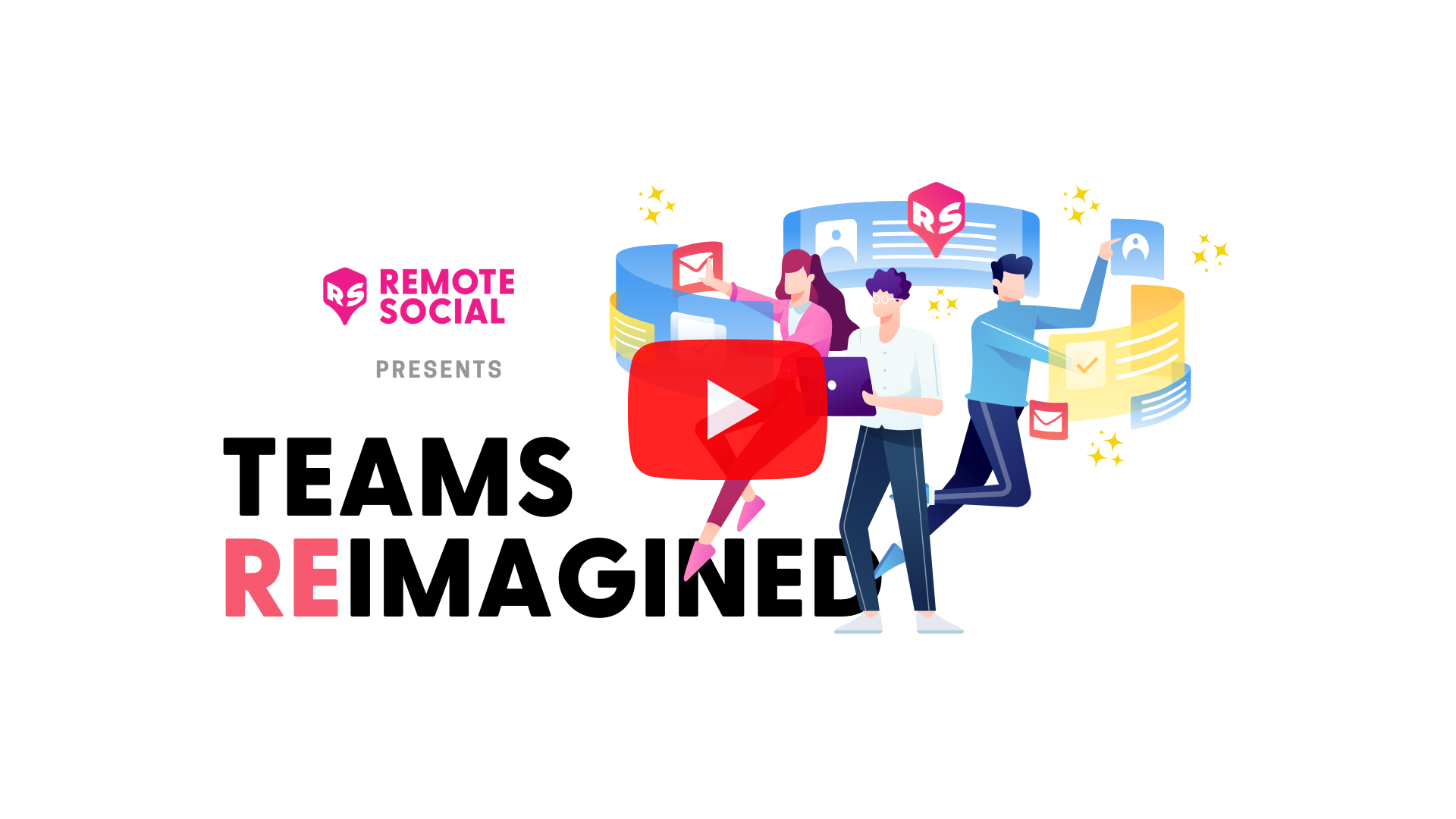 About Teams Reimagined