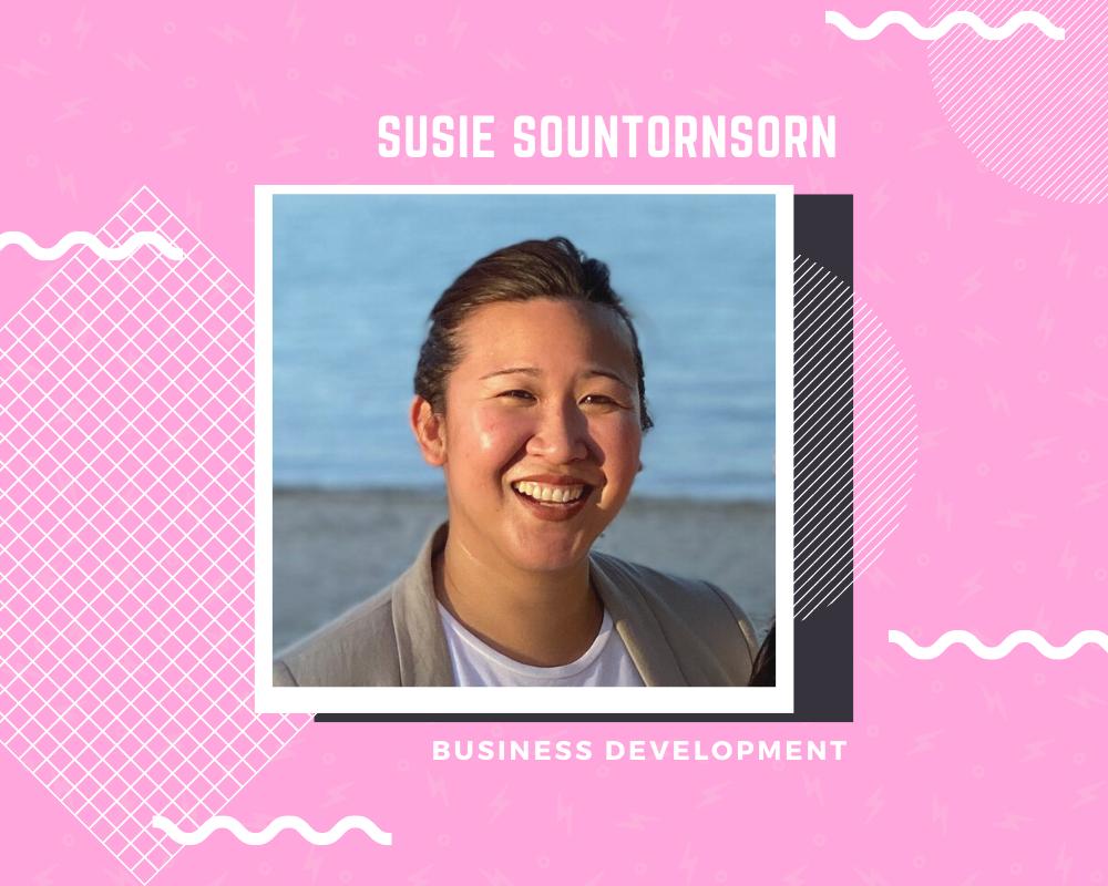 Meet the Team Series - Susie Sountornsorn