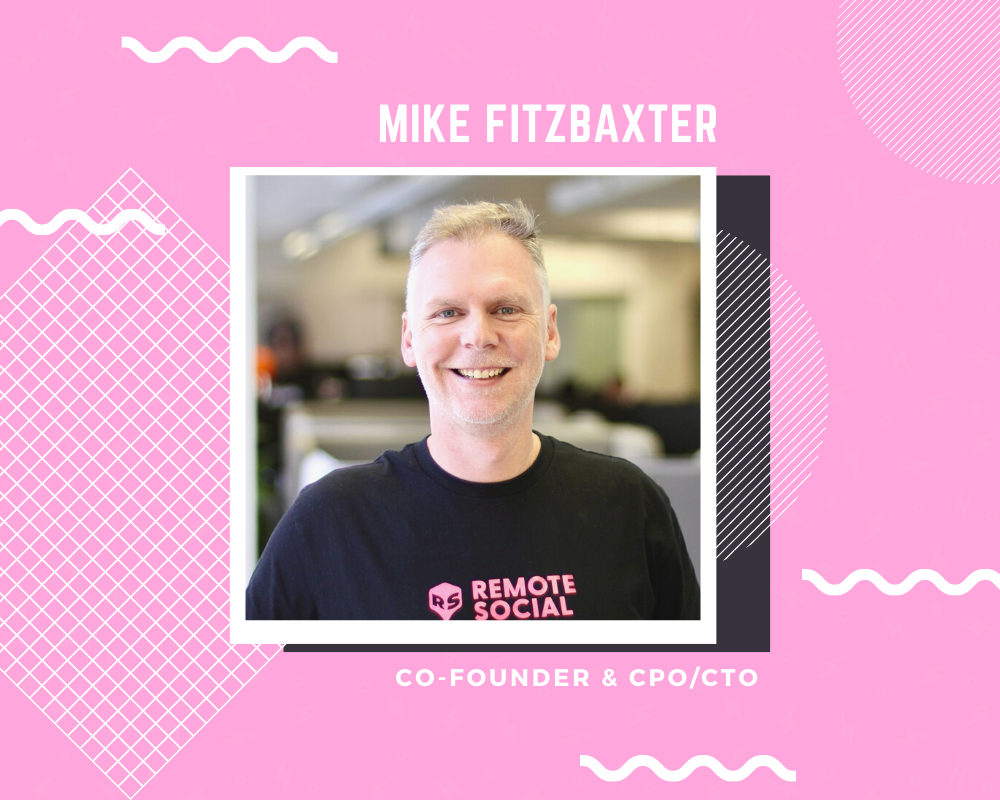 Meet the Team Series - Mike Fitzbaxter (MFB)