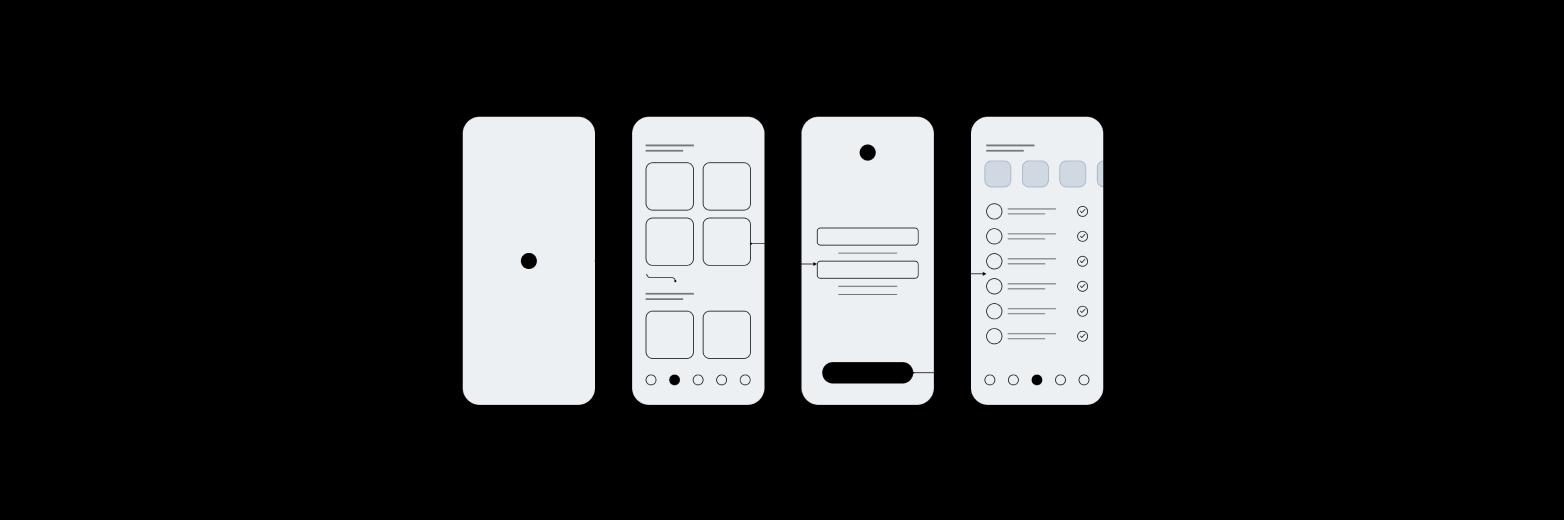 UX prototypes