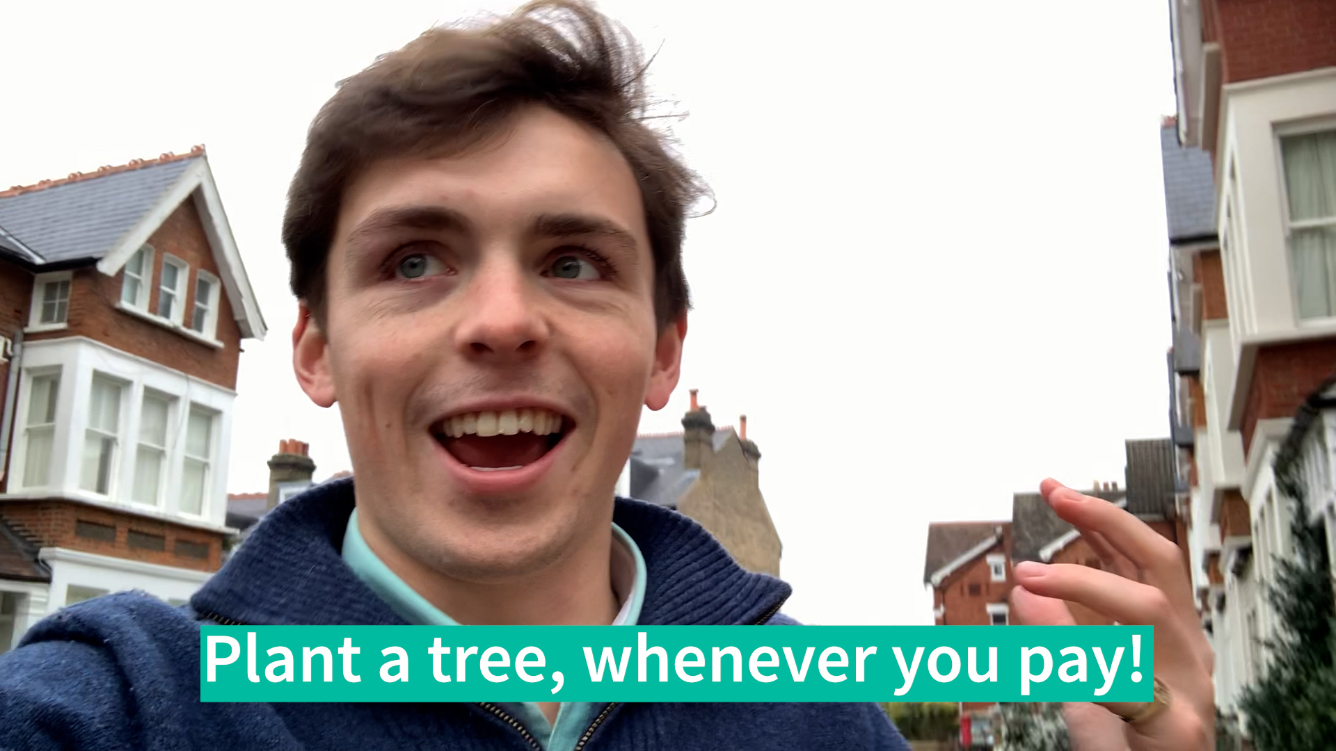 Trilo Vlog #8 - Plant a tree whenever you pay