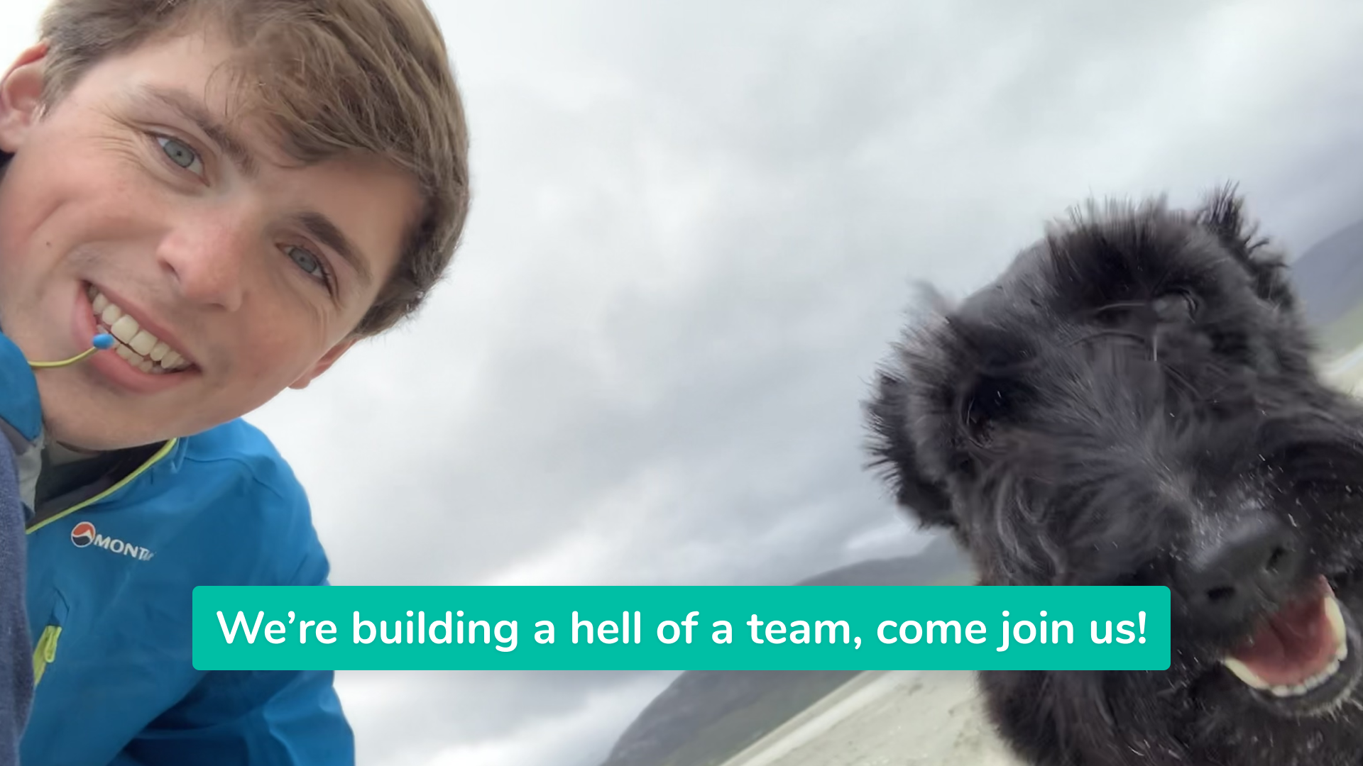 Winnie wants you, to join our team