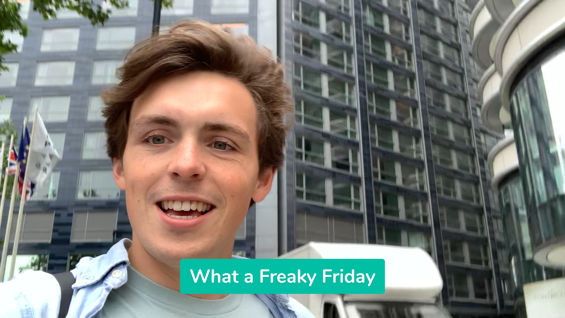 What a freaky friday