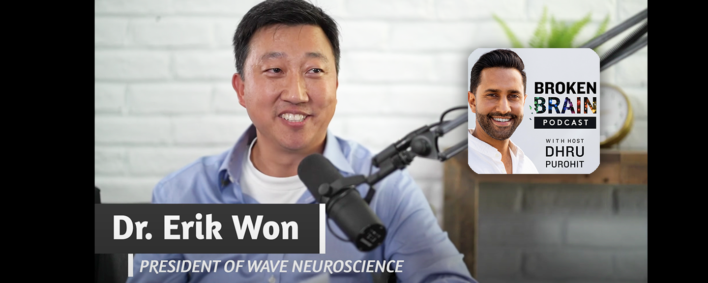 A New Way to Treat PTSD, Concussions, and Traumatic Brain Injuries with Dr. Erik Won