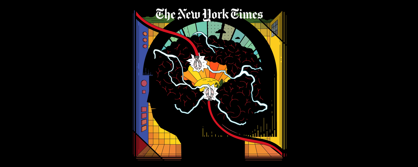 The New York Times has highlighted the importance of frequency based neuromodulation derived from EEG. Use of EEG to generate personalized brain stimulation protocols is covered by Wave Neuro patents.
