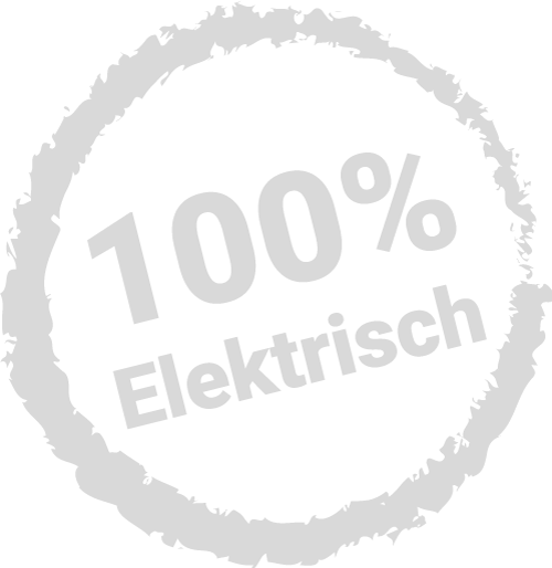 100% Elektrisch Siegel