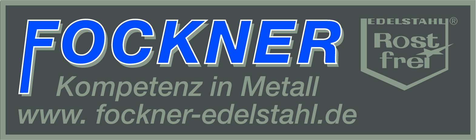 Metallbau Fockner Logo