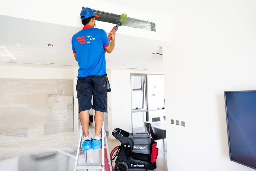 Duct Cleaning Services Dubai