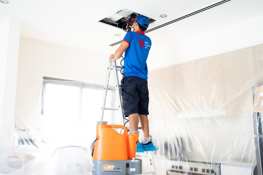 Coil Cleaning Services Dubai