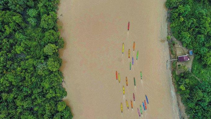 Atrrato river