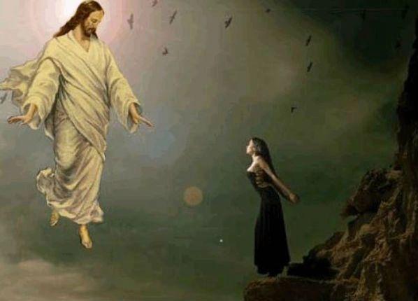 Suicída salva por um Mestre Espiritual