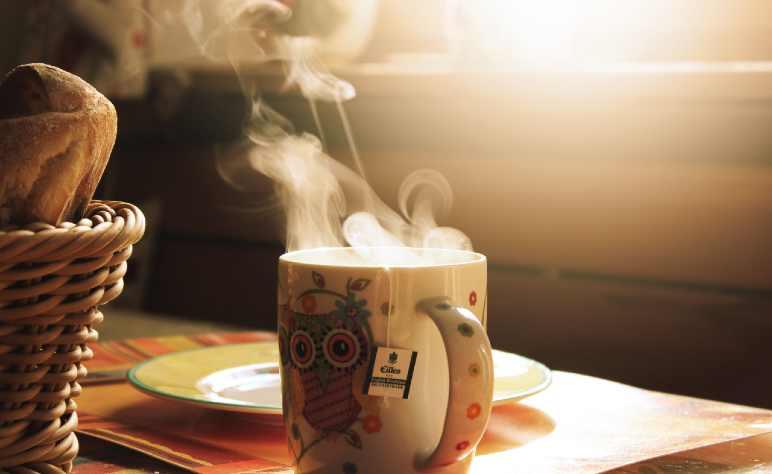 Minha escrita tem a simplicidade de uma xícara de chá, de um vestido de chita, do lugar onde eu vivo...