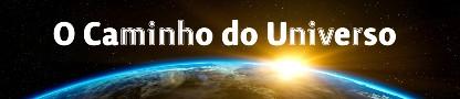 Logotipo 'O Caminho do Universo'