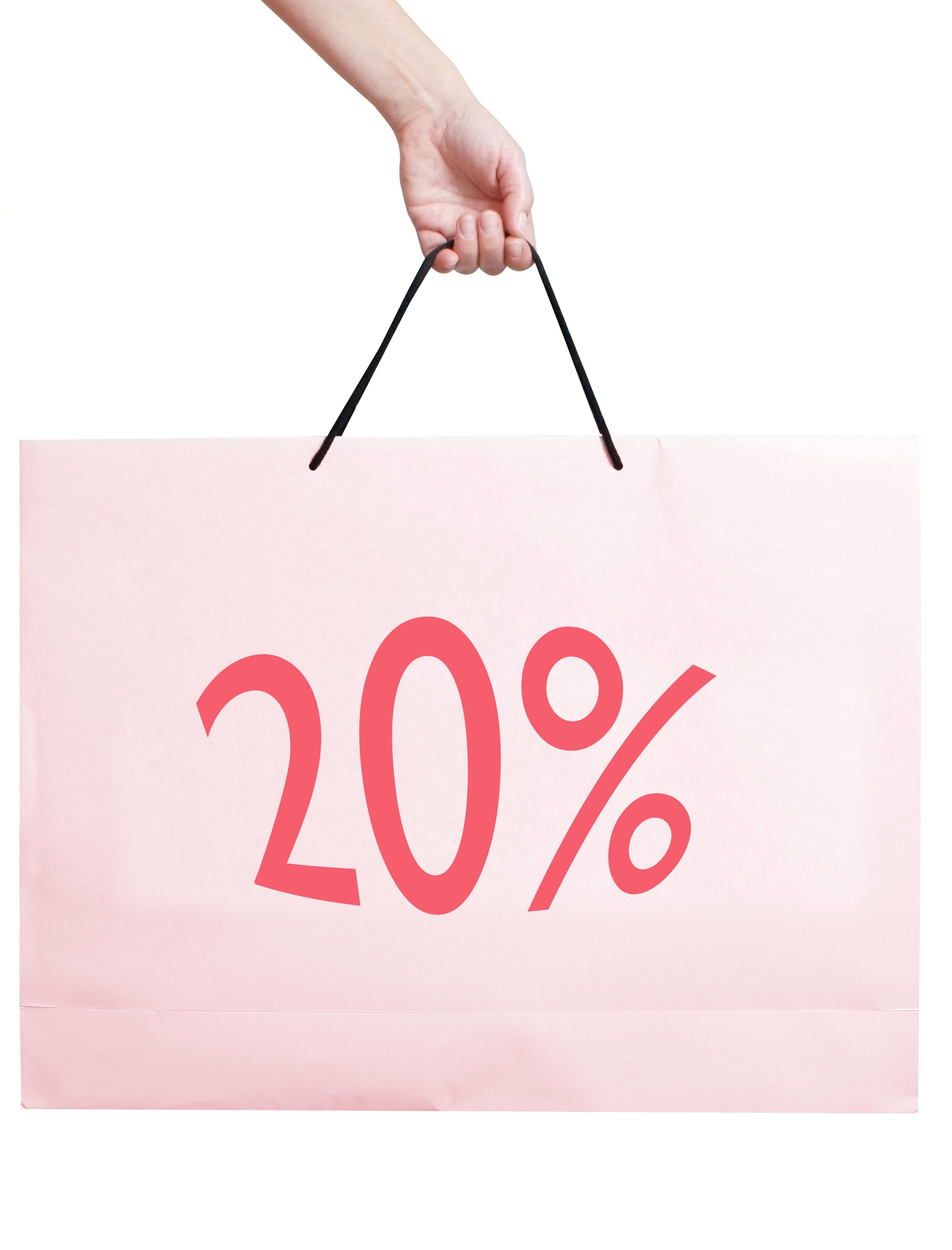 Discount bag image