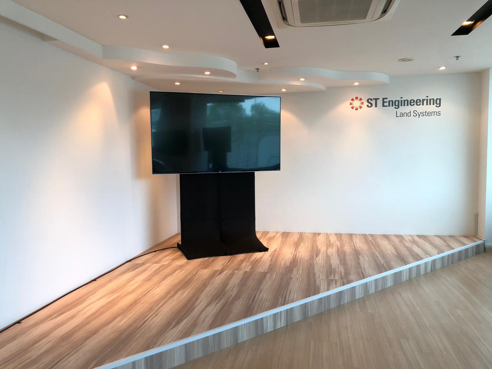 LED TV Rental Image