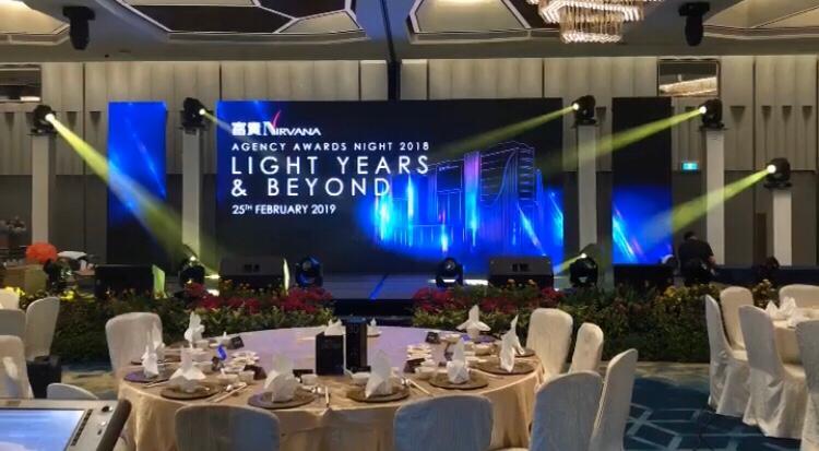 LED Wall TV Image 2