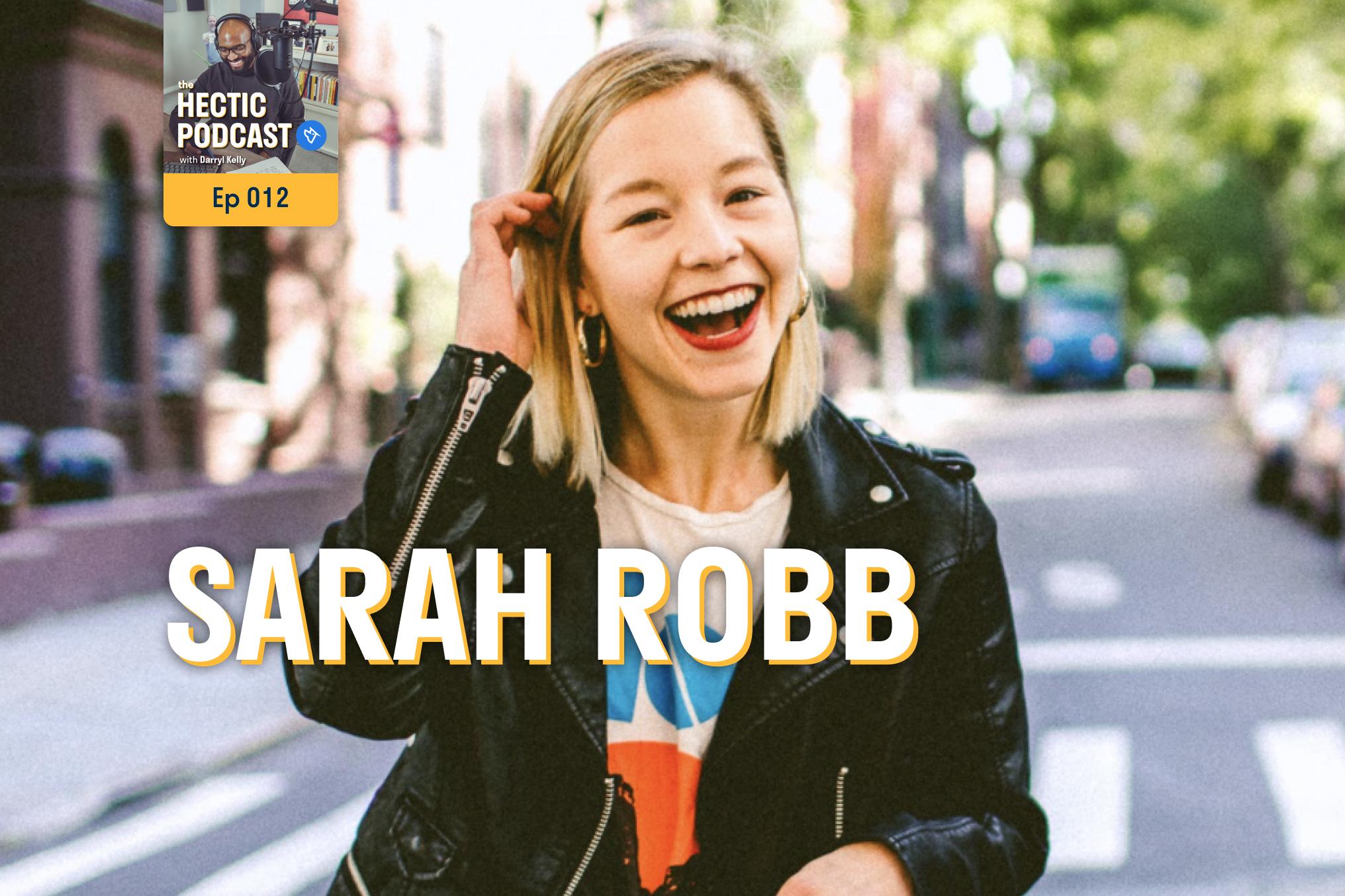 Sarah Robb