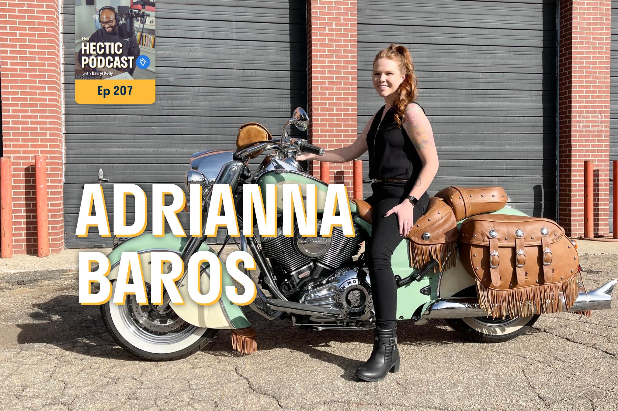 Adriana Baros
