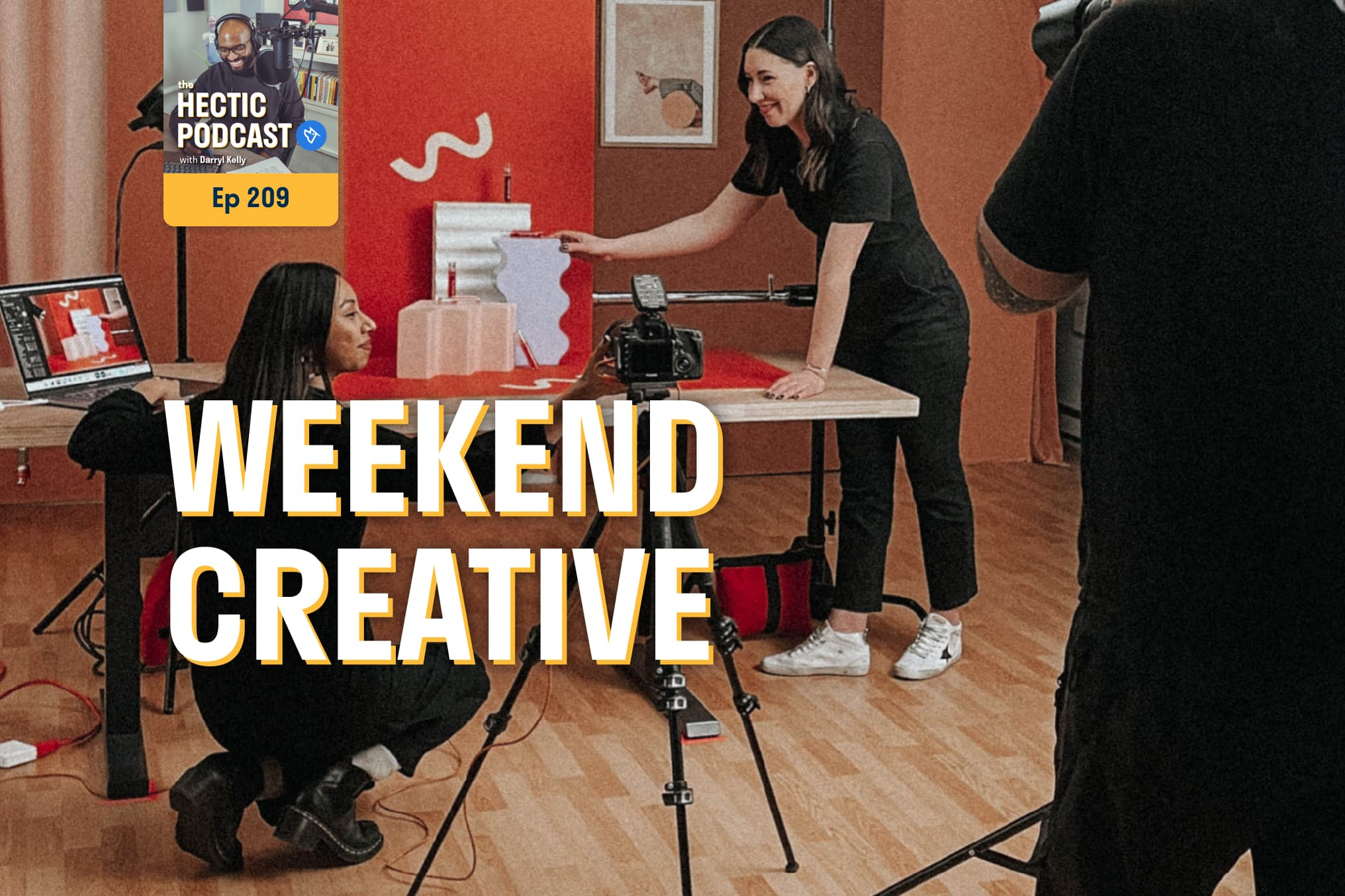 Weekend Creative and productivity isn't one size fits all