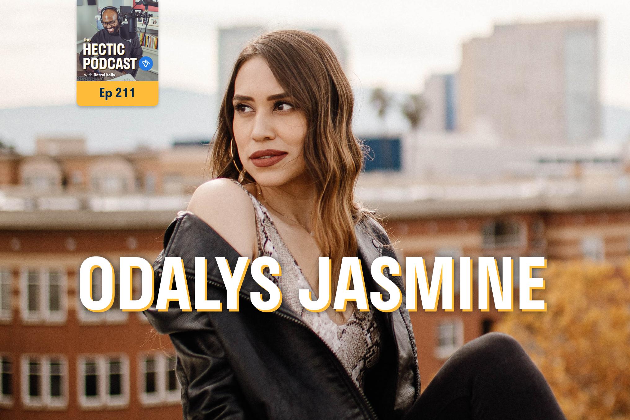 Odalys Jasmine