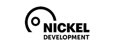 Nickel Development Logo Black