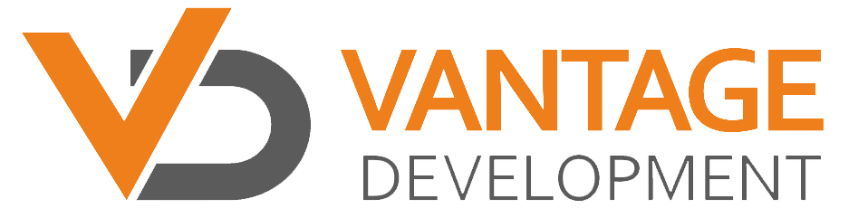 Vantage Development Logo Coloured