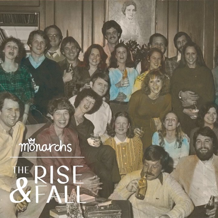 """Happy 10 years to """"The Rise & Fall"""" 🌹"""