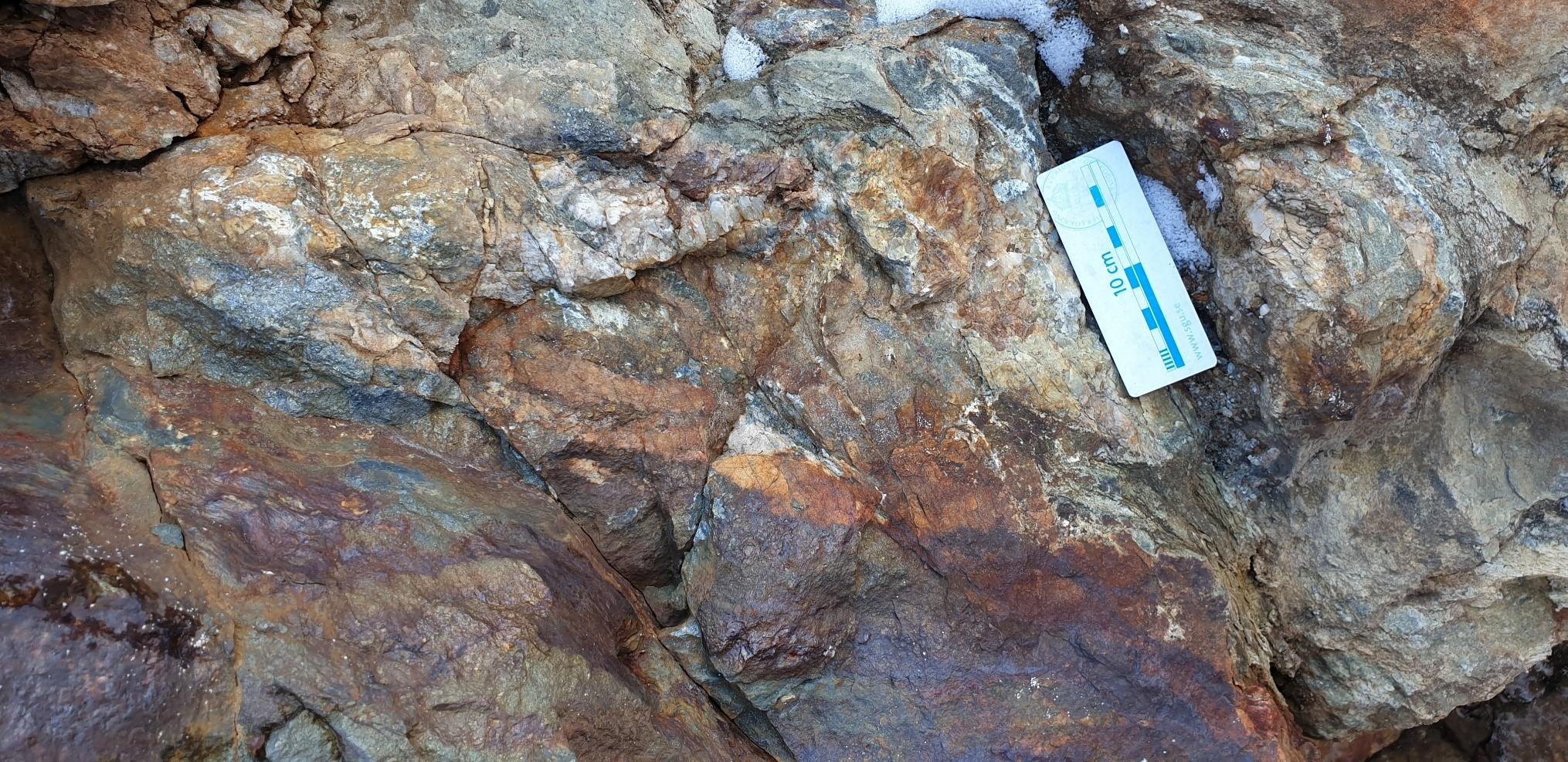 Skreen Geology