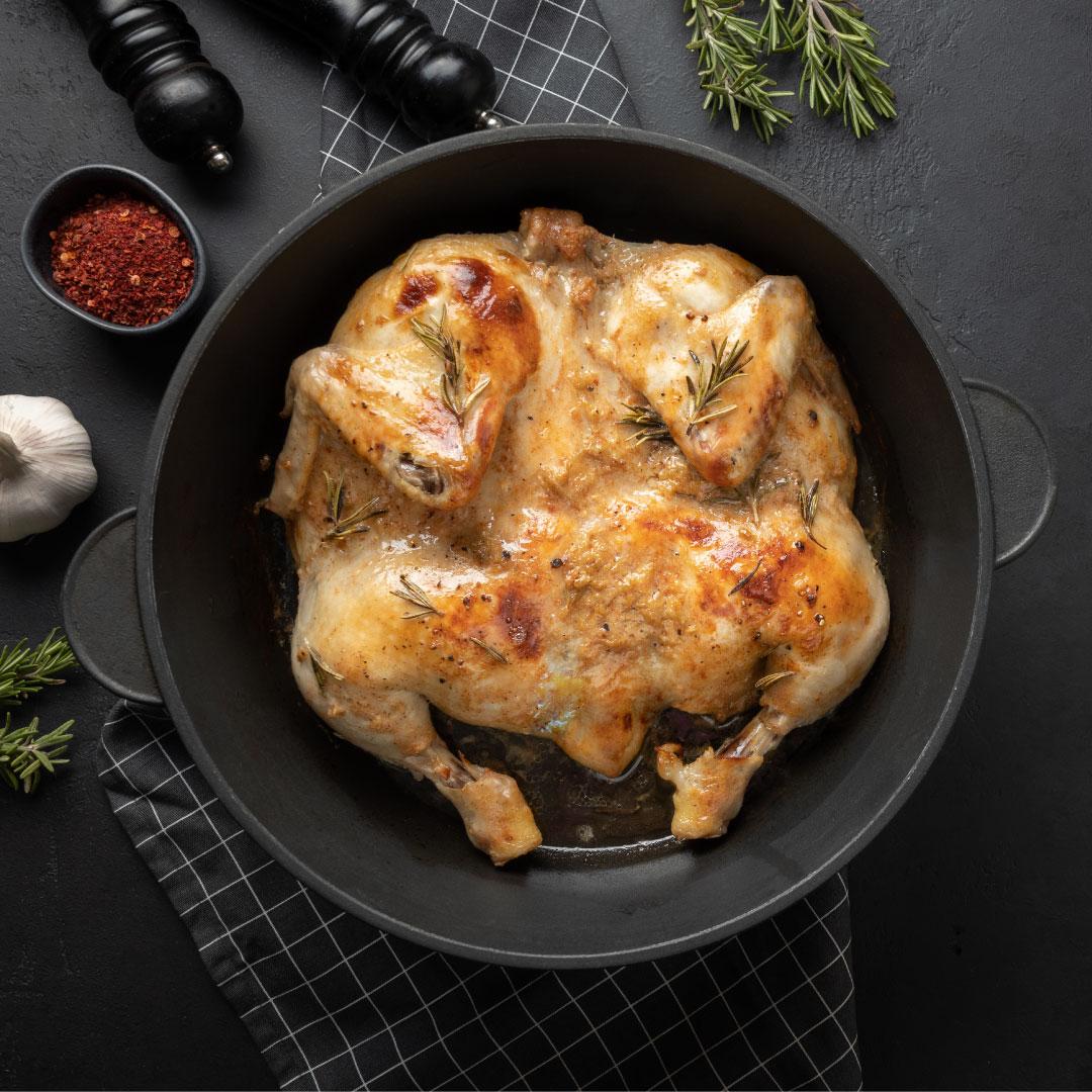 Medium Spatchcock Chicken